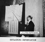 Explaining Depreciation