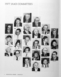1977 IAAO Committees