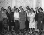 1988-89 TAAO Executive Board